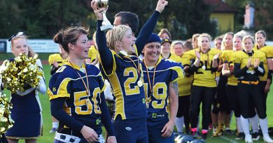 Ladies Bowl: Kobra Ladies sichern sich den Meistertitel
