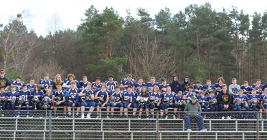 "Football – Camp der ""kleinen"" Giganten"